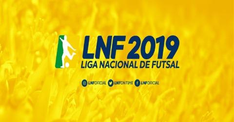 Resultado de imagem para LIGA NACIONAL DE FUTSAL LOGOS